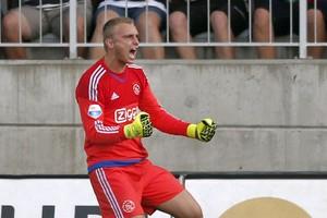 Ajax-doelman Jasper Cillessen. © ANP Pro Shots