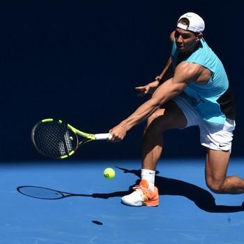 Rafael Nadal. © AFP