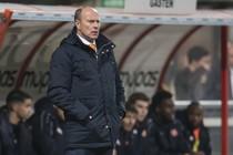 FC Volendam-trainer Robert Molenaar. © Hollandse Hoogte