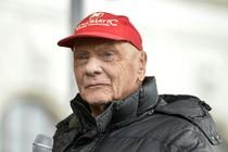 Niki Lauda. © AFP