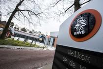 De KNVB gaat niet de strijd aan met de amateurclubs. © ANP.
