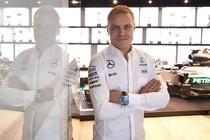Valtteri Bottas tekende maandag bij Mercedes. © Hollandse Hoogte