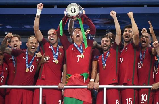 Cristiano Ronaldo © EPA